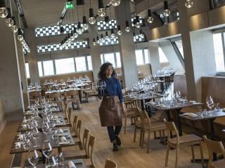 The New Tate Modern Restaurant & Bar Opening