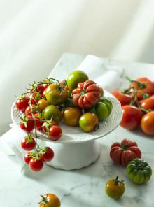 Pomodori di Pachino, rossi frutti del sole
