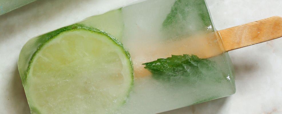 mojito ghiacciolo