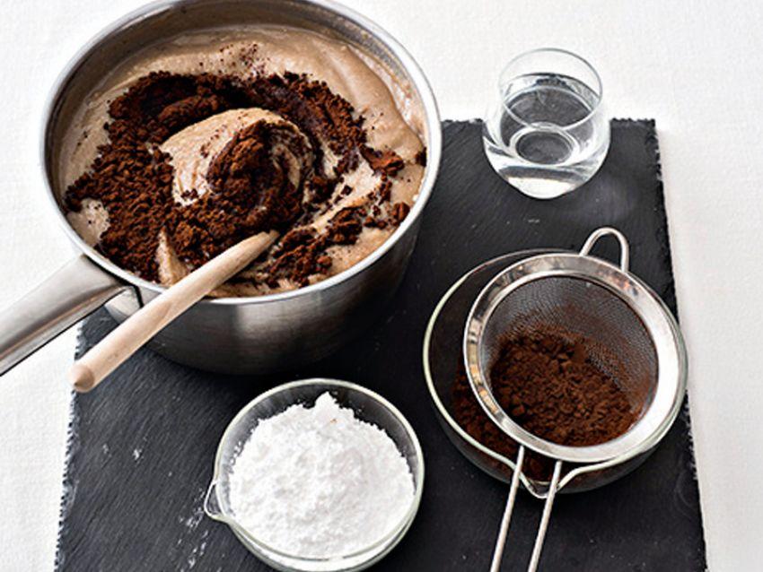 foto crema di castagne al cacao Sale&Pepe