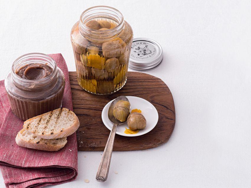 crema di castagne al cacao Sale&Pepe ricetta