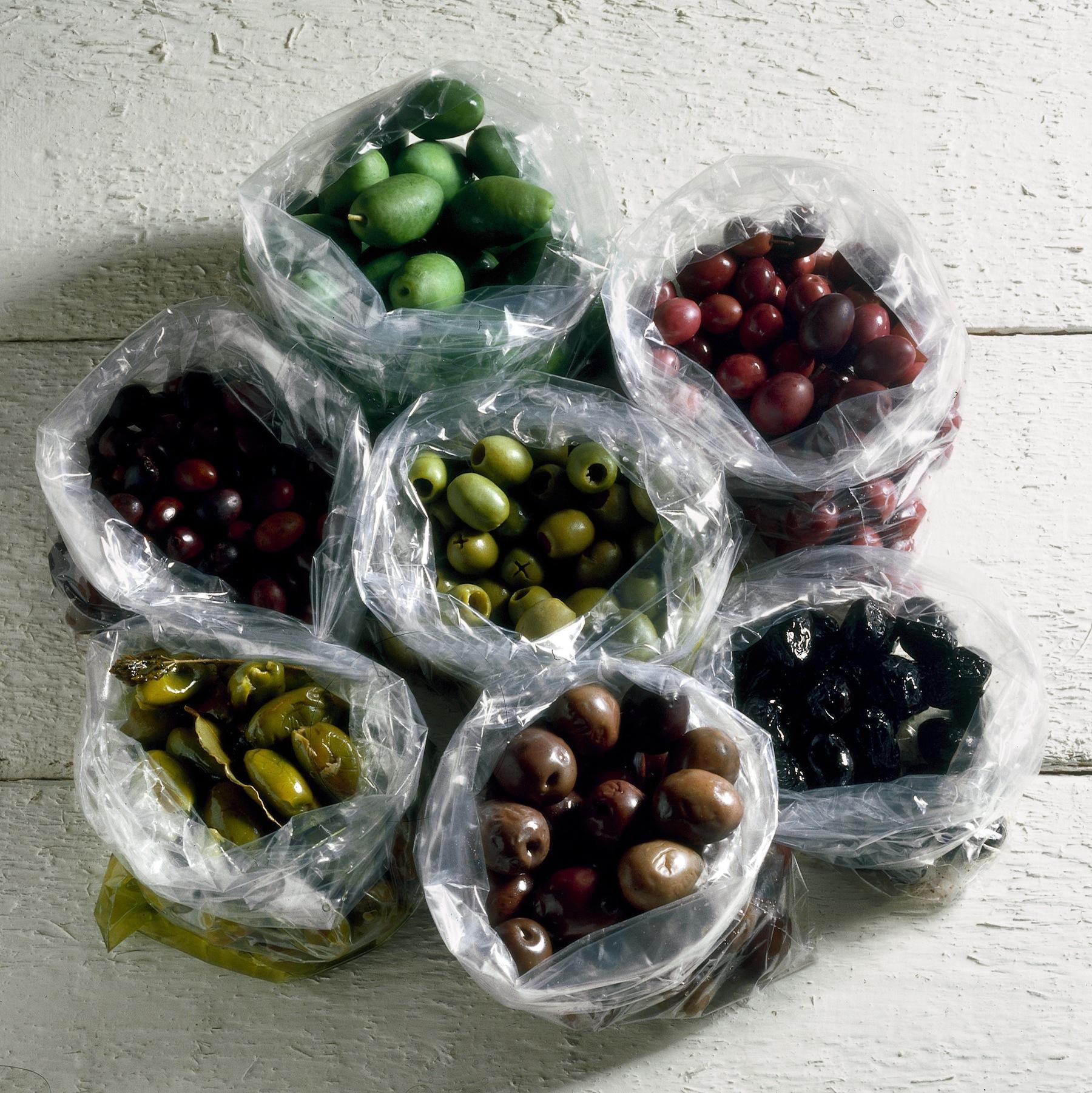 Olive da tavola conoscerle per sceglierle bene sale pepe - Tipi di olive da tavola ...