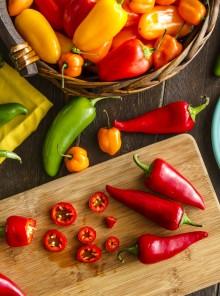 I peperoni non sono tutti uguali: guida alla scelta