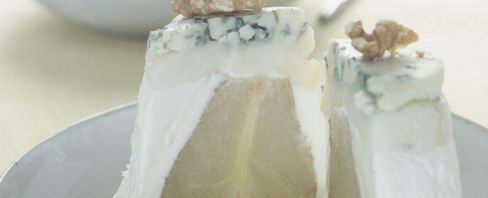 terrina di formaggio, pere e noci Sale&Pepe