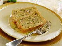terrina di lasagne e salmone fresco Sale&Pepe ricetta