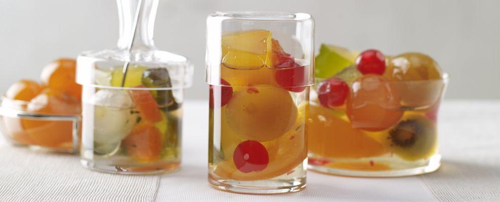 mostarde di frutta candite