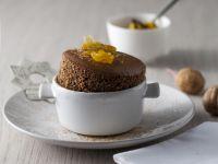 soufflé al cioccolato speziato Sale&Pepe ricetta