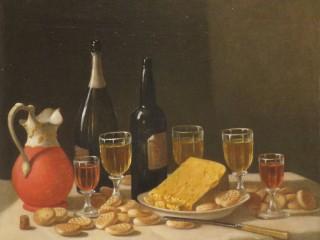 vino e formaggio