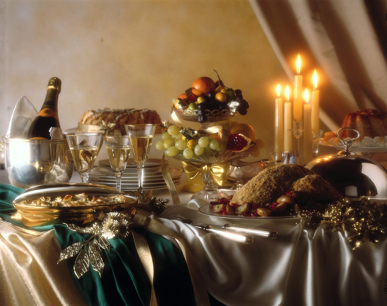 Come Apparecchiare La Tavola Galateo 5 regole per apparecchiare la tavola di natale - sale&pepe