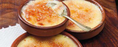 crema catalana ricetta