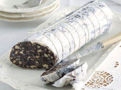 salame di cioccolato ricetta
