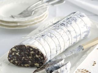 salame di cioccolato Sale&Pepe ricetta