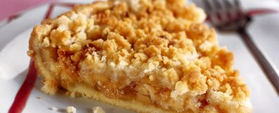 sbriciolata di mele ricetta