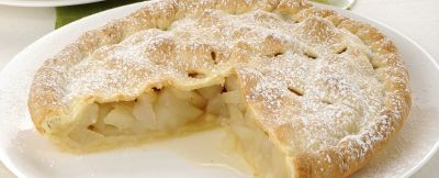 torta morbida di pere ricetta