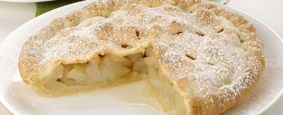 torta morbida di pere Sale&Pepe ricetta