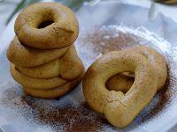 biscotti senza burro alla cannella Sale&Pepe ricetta