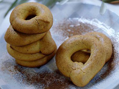 biscotti senza burro alla cannella