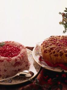 Budino di riso rosso
