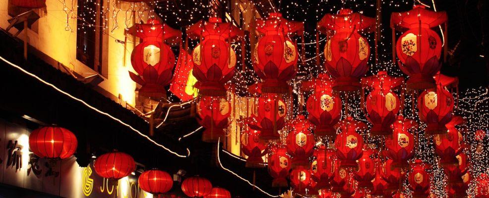 lanterne cinesi