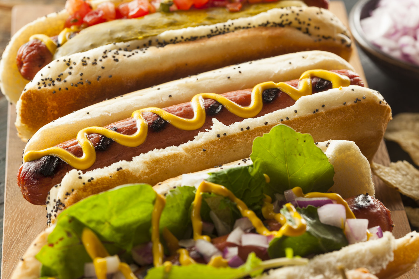 Hot dog banale spuntino o specialit da applauso gli for Cucinare hot dog