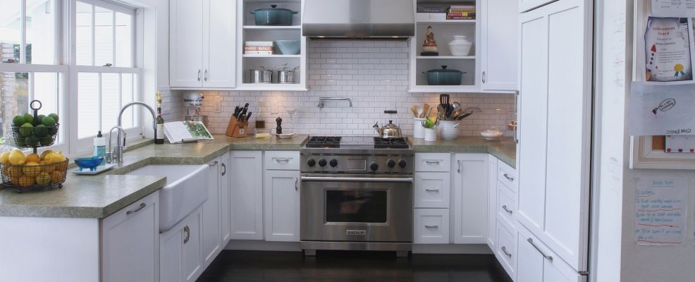6 regole per riordinare la cucina con gioia sale pepe - Riordinare la cucina ...
