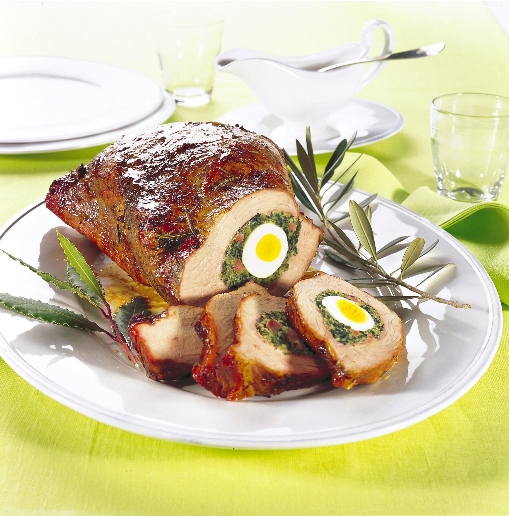Tasca di vitello con uova sode sale pepe for Cucinare uova sode