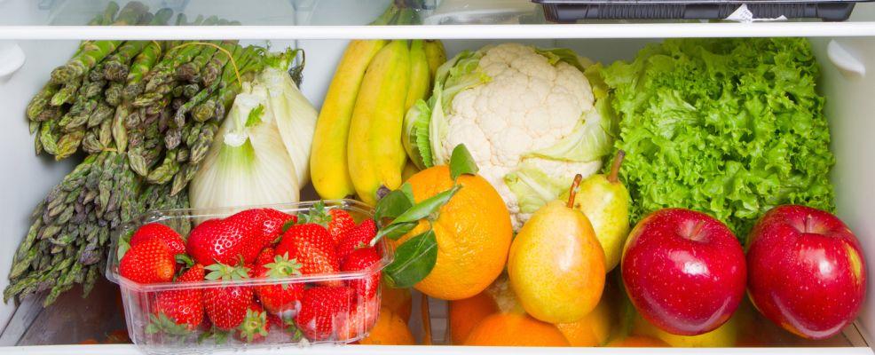 Ingredienti frigorifero antispreco