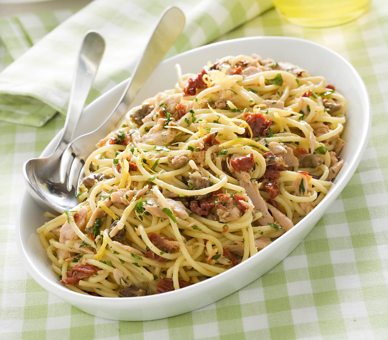 Spaghetti rapidissimi sale pepe for Ricette primi piatti