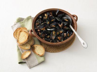 zuppa di cozze ricetta
