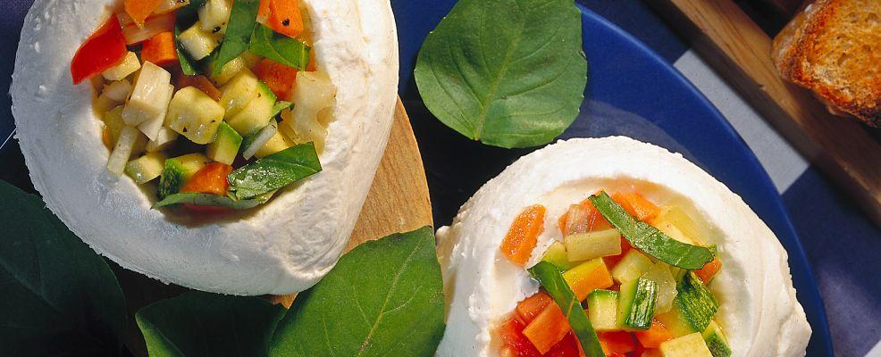 cestini-mozzarella-ripieni ricetta Sale&Pepe