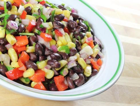 insalata legumi estivi ricetta Sale&Pepe