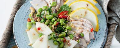 insalata-meloce-bianco-fave