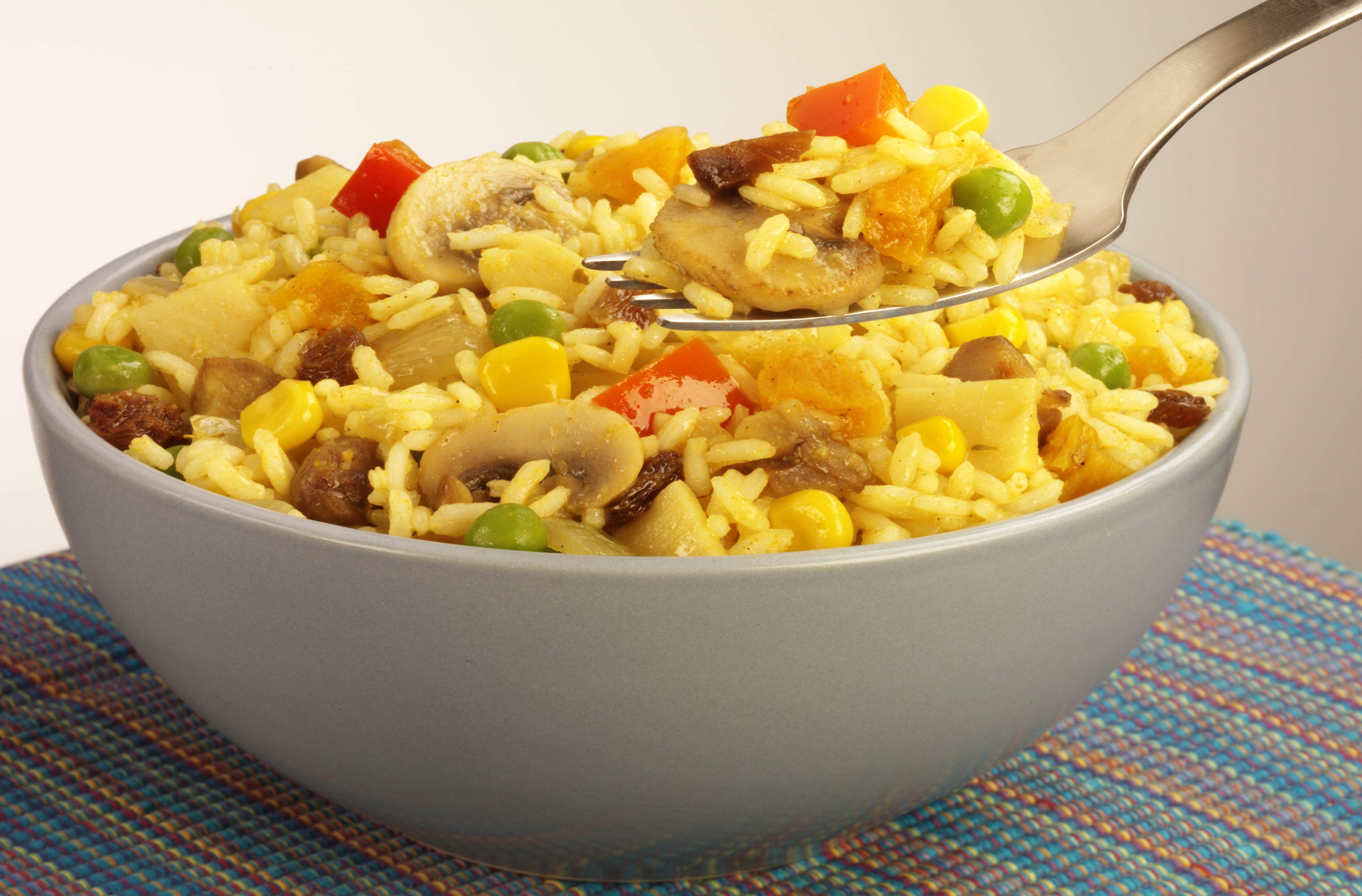 Insalata di riso allo zafferano sale pepe for Ricette di riso