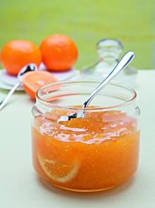 Confettura di mandarini