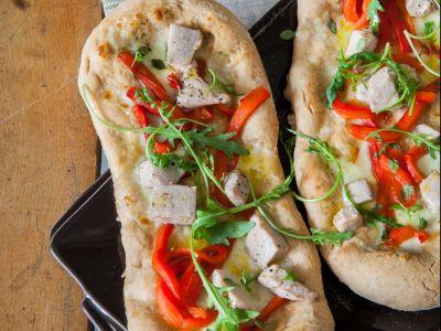 pizza-farro-tonno-peperone