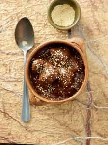 Mole poblano (Messico) - Tacchino in salsa di cioccolato