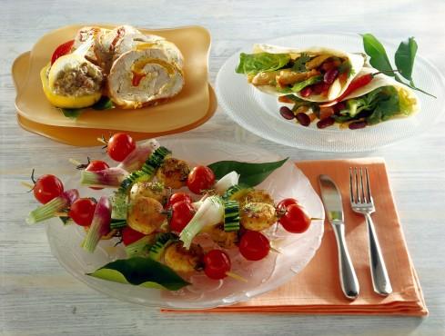 Tortillas-pollo-fagioli ricetta Sale&Pepe