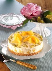 Cheesecake esotico