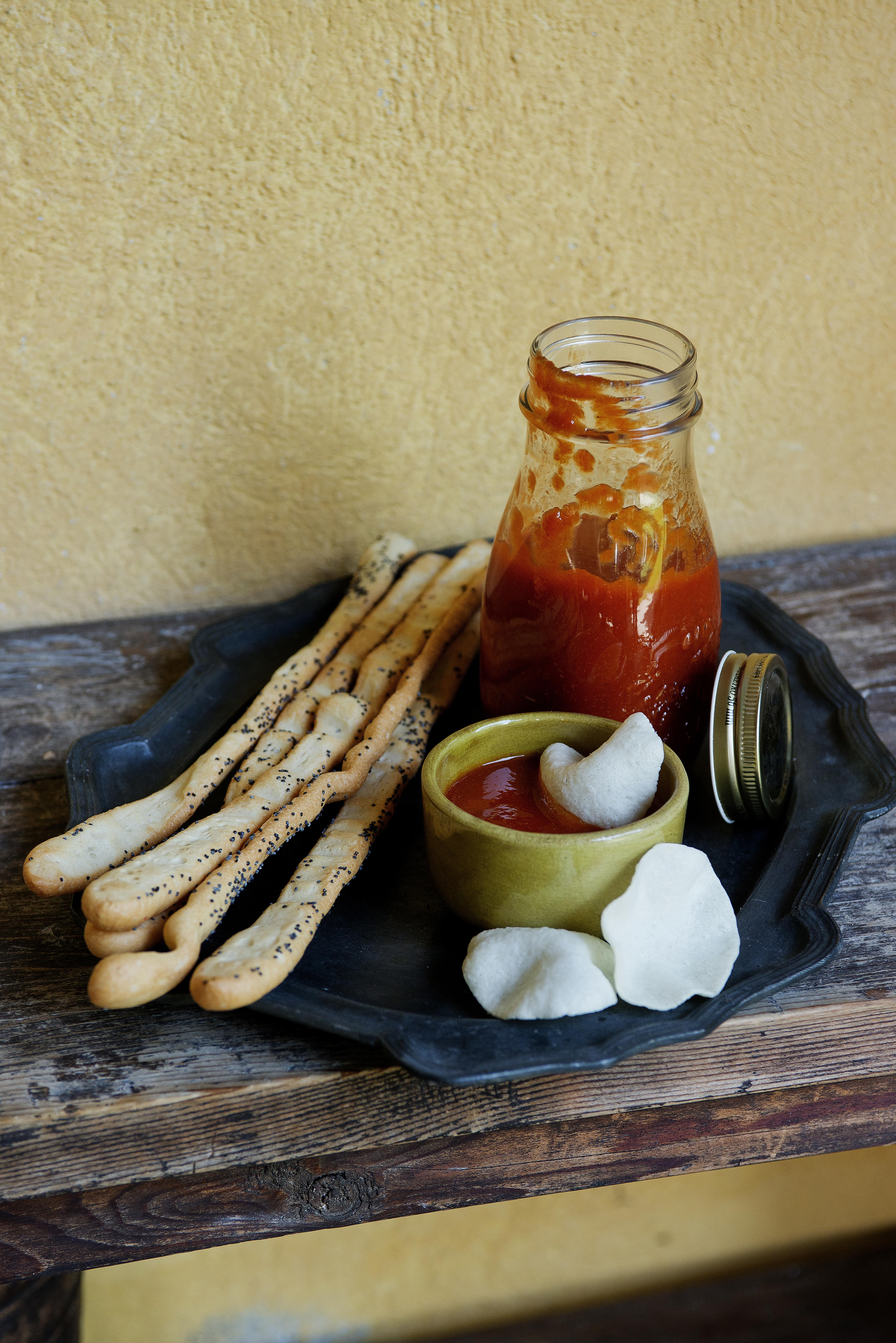COME FARE IL KETCHUP IN CASA | ricetta ketchup | salsa ketchup