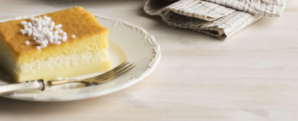 torta magica ricetta Sale&Pepe