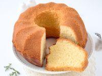 torta senza burro e uova