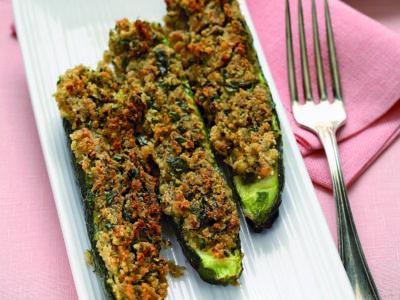 zucchine al forno - Marche