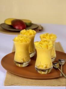 Kulfi di mango