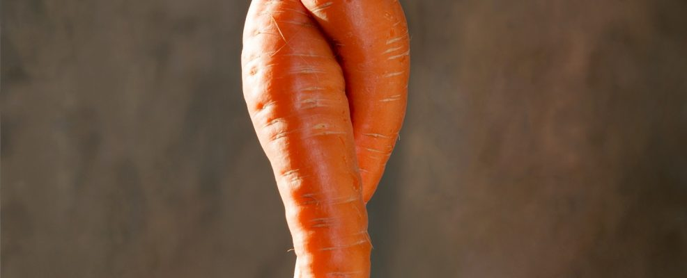 carota avvinghiata