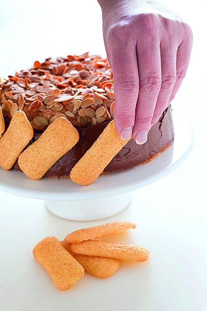 torta cotta di biscotti e amaretti(3)