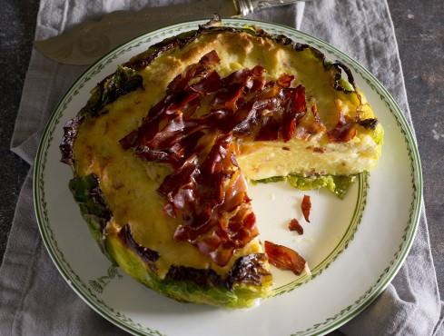 Gattò di patate in foglie di verza ricetta Sale&Pepe