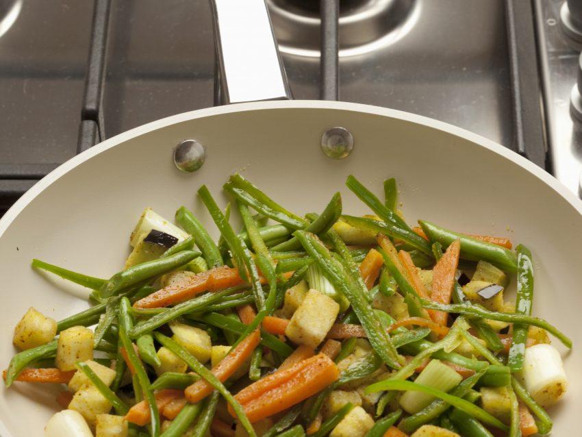 Riso pilaf con verdure al curry(4)