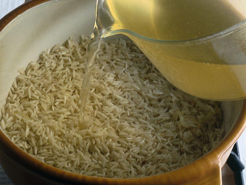 Riso pilaf con verdure al curry(3)