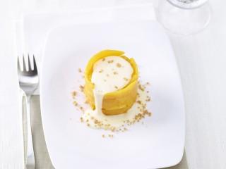 Tortino di zucca, amaretti e taleggio ricetta Sale&Pepe