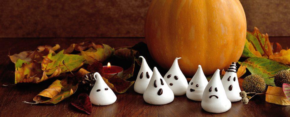 meringhe halloween